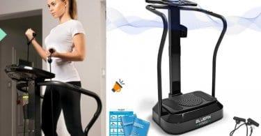 oferta Bluefin Fitness Plataforma Vibratoria barata SuperChollos