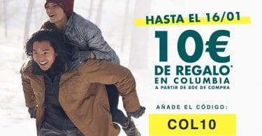 Outlet columbia cupon descuento ropa calzado ofertas superchollos descuentos SuperChollos