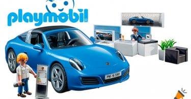 OFERTA Set Porsche 911 Targa de Playmobil BARATO SuperChollos