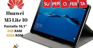 Huawei MediaPad M5 Lite 10 SuperChollos