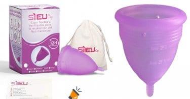 oferta Copa Menstrual Sileu Cup Soft barata SuperChollos