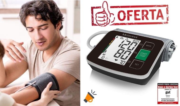 oferta Medisana BU 516 Tensio%CC%81metro barato SuperChollos