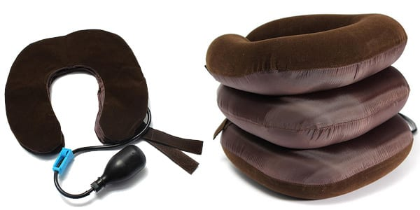 Almohada cervical Air Cushion barata SuperChollos