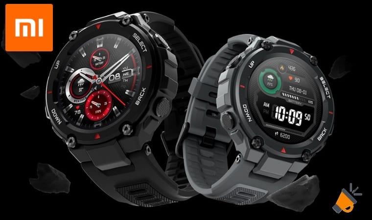 oferta Amazfit T REX Smartwatch barato SuperChollos