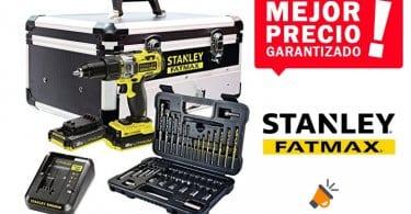 oferta Taladro percutor Stanley Fatmax FMCK625D2F barato SuperChollos