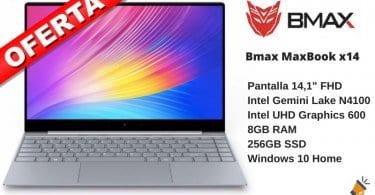 oferta BMAX X14 Laptop barato SuperChollos
