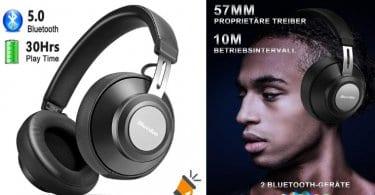 oferta Auriculares Bluetooth Bluedio TS 1 baratos SuperChollos