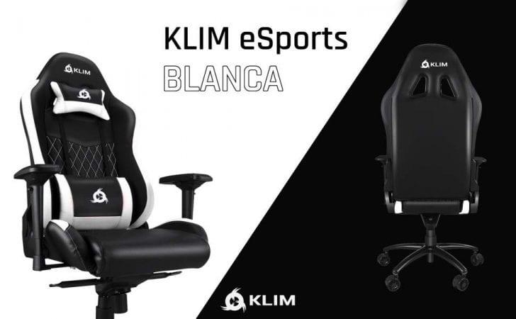 Silla Gaming KLIM%E2%84%A2 Esports barata SuperChollos