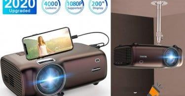 oferta proyector excelvan barato SuperChollos