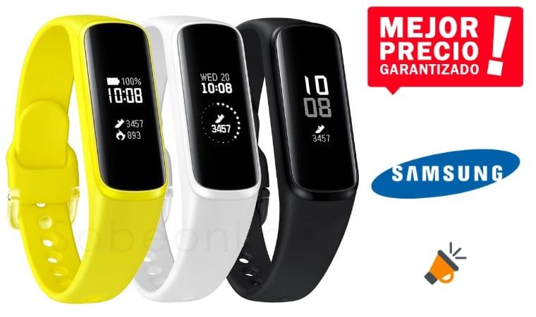 oferta Samsung Galaxy Fit e barata SuperChollos