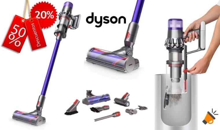 oferta Dyson V11 Animal Aspirador Inalambrico barato SuperChollos