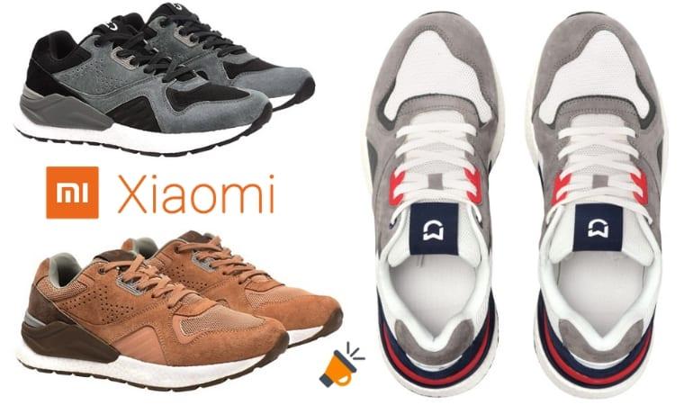 oferta Zapatillas deportivas casual Xiaomi Mijia baratas SuperChollos