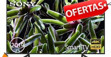 oferta Sony KD 55XG7096BAEP smart tv barata SuperChollos