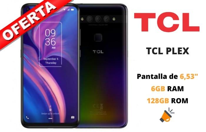 oferta TCL PLEX barato SuperChollos
