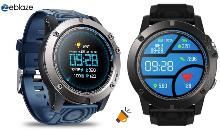 oferta Zeblaze VIBE 3 PRO Smart Watch barato SuperChollos