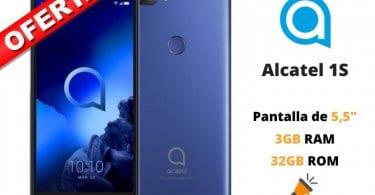 oferta Alcatel 1S barato SuperChollos
