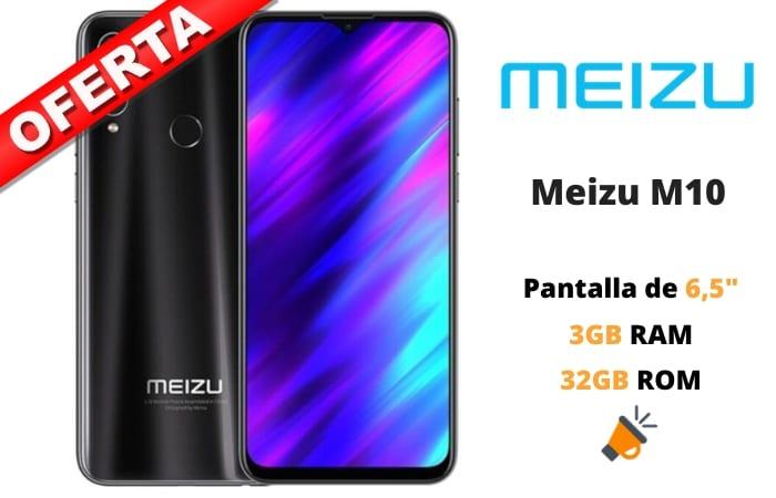 oferta Meizu M10 barato 1 SuperChollos