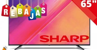 oferta SmartTV Sharp 65BJ3E barata SuperChollos
