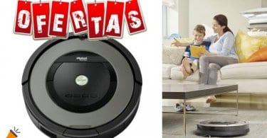 oferta iRobot Roomba 866 barato SuperChollos