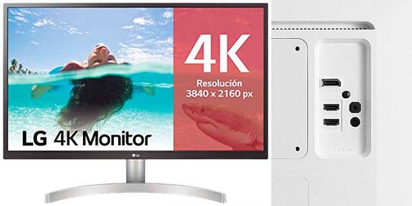 Monitor LG 27UL500 W Monitor barato SuperChollos