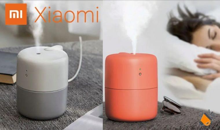 oferta Mini humidificador Xiaomi Youpin VH barato SuperChollos