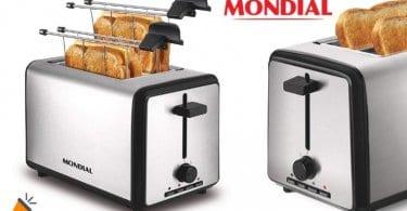 OFERTA Mondial Slice Maker Tostadora BARATA SuperChollos