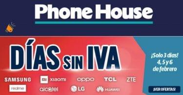 Di%CC%81as sin IVA en Phone House SuperChollos