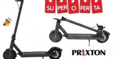 oferta Eco City Scooter SCO850 patinete barato SuperChollos
