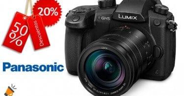 oferta Panasonic Lumix DC GH5L Ca%CC%81mara EVIL barata SuperChollos