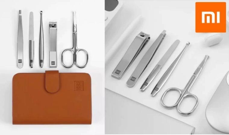 oferta Set de manicura Xiaomi Huohou barato SuperChollos