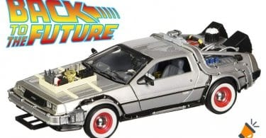 oferta DeLorean de Regreso al Futuro barato SuperChollos