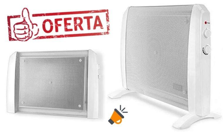 oferta Placa de Calefaccio%CC%81n Mondial A10 barato SuperChollos