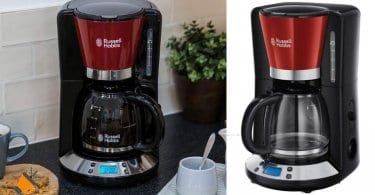 oferta Russell Hobbs Colours Plus Cafetera barata SuperChollos