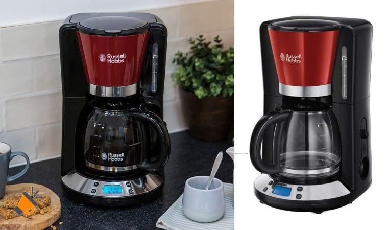 oferta Russell Hobbs Colours Plus Cafetera barata SuperChollos