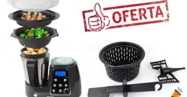 oferta PRIXTON Robot de Cocina barato SuperChollos