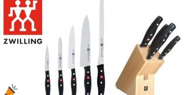 oferta Zwilling TWIN POLLUX cuchillos baratos SuperChollos