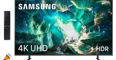 oferta samsung 65RU8005 smart tv barata SuperChollos