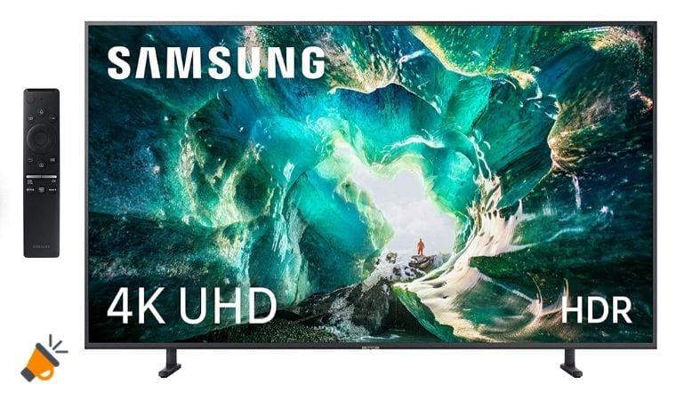 oferta samsung 65RU8005 smart tv barata SuperChollos
