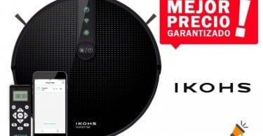 oferta IKOHS NETBOT S18 Robot Aspirador barato SuperChollos