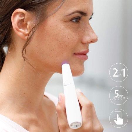 Pluma anti acne%CC%81 Medisana DC 300 barata SuperChollos