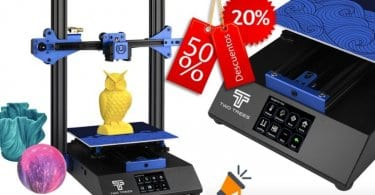 oferta Impresora 3D TWO TREES BLUER barata SuperChollos