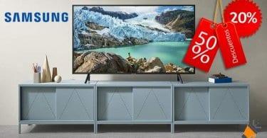 oferta Smart TV Samsung UE50RU7105 barata SuperChollos