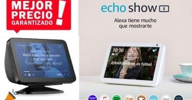 oferta Echo Show 8 barato SuperChollos