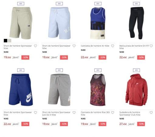 para ver Poderoso evitar  REMATE FINAL! Hasta 50% en cientos de artículos Nike en El Corte Inglés