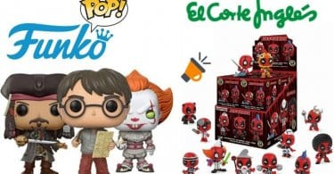 funko pop corte ingles SuperChollos