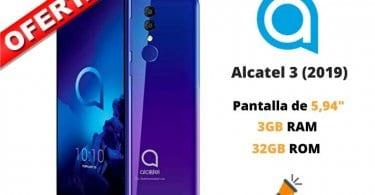 oferta Alcatel 3 barato SuperChollos