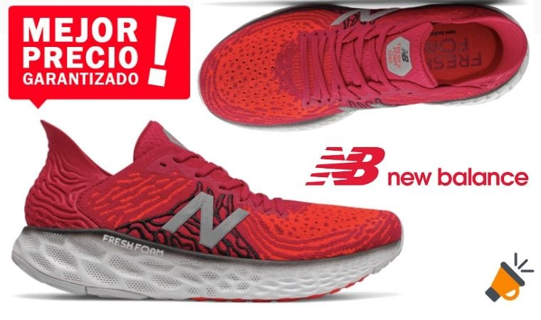 BUEN PRECIO! Zapatillas running New Balance 1080 V10 por ...