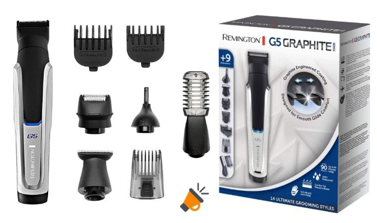oferta Barbero Remington Lithium MB350L barato SuperChollos