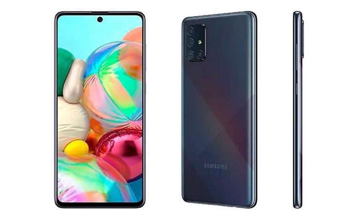 Samsung Galaxy A71 barato SuperChollos