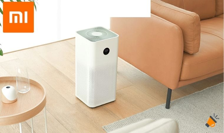 oferta Xiaomi purificador de aire 3H barato SuperChollos